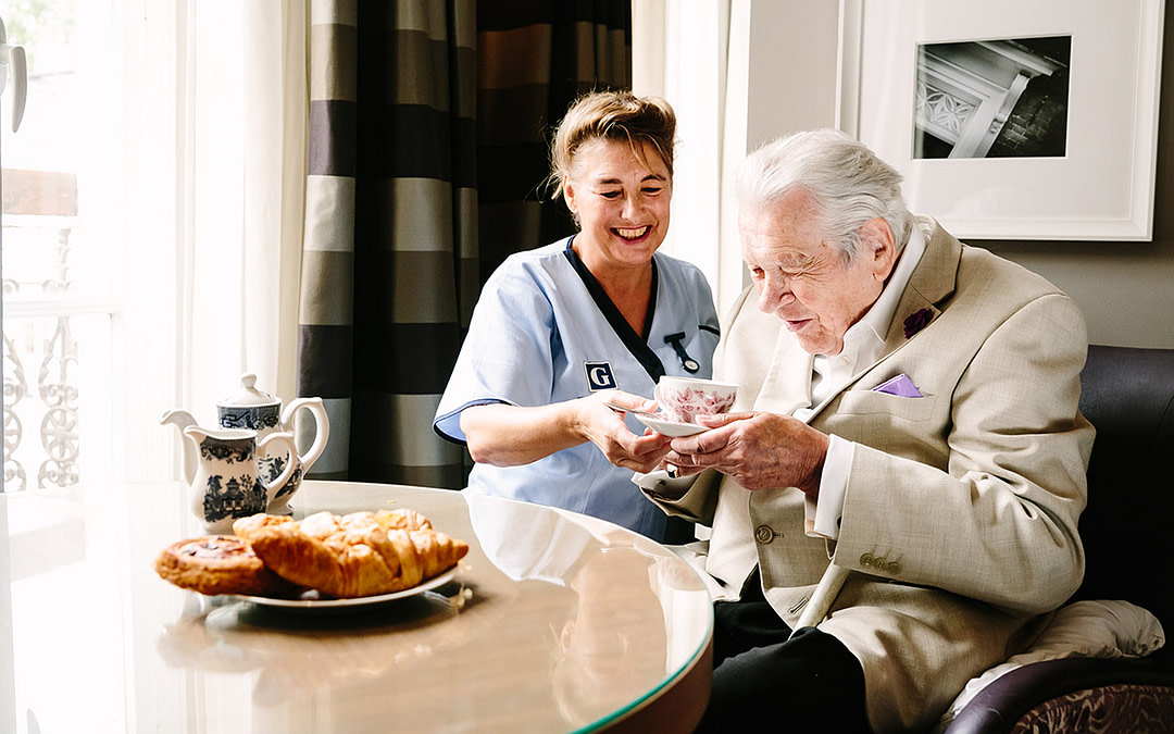 Nutritional Needs for the Elderly & for Individuals with Dementia