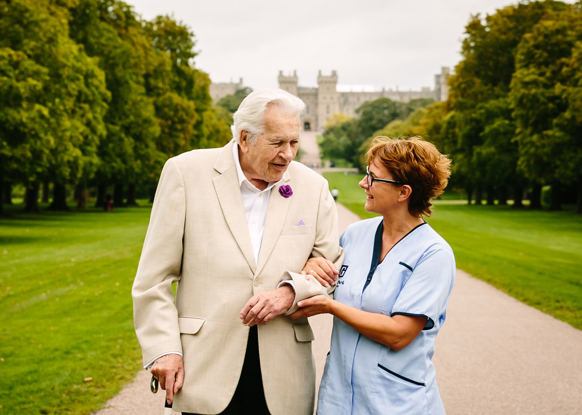 Great Park Homecare offers dementia care Windsor