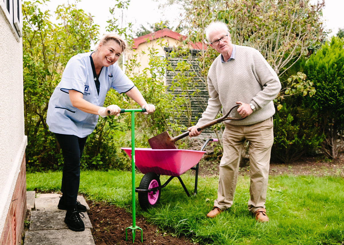 Great Park Homecare offers Windsor Domestic Care