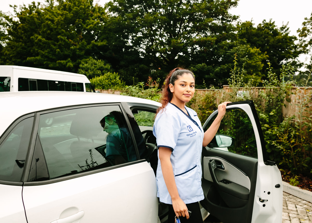 Home Care Jobs Windsor: own care required